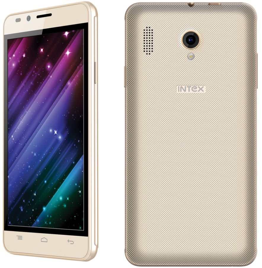 Intex Cloud Style 4G with 5-inch HD display and VoLTE goes on sale for ...