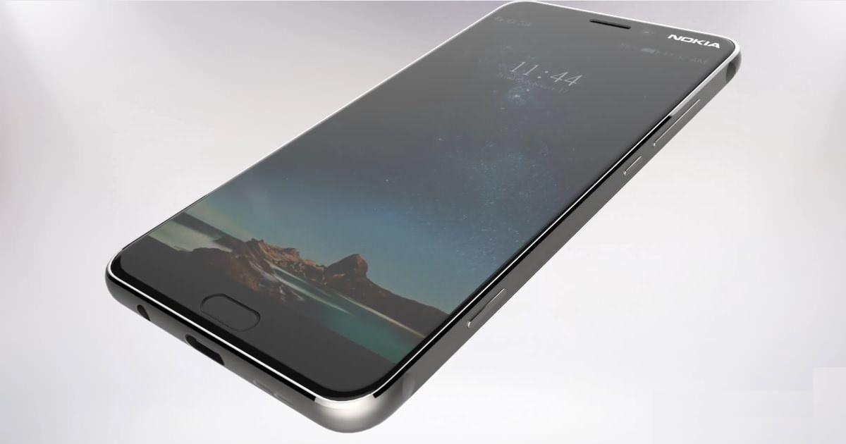 Nokia P1 Concept FB