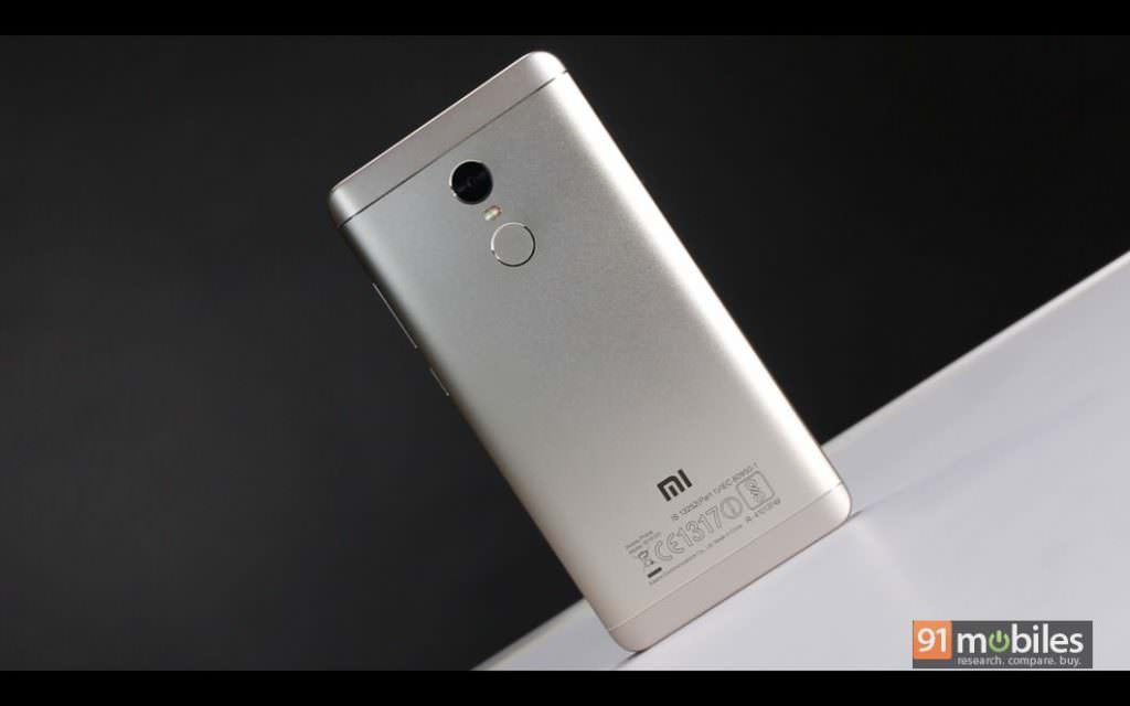 2gb ram variant of the xiaomi redmi note 4 to go on sale
