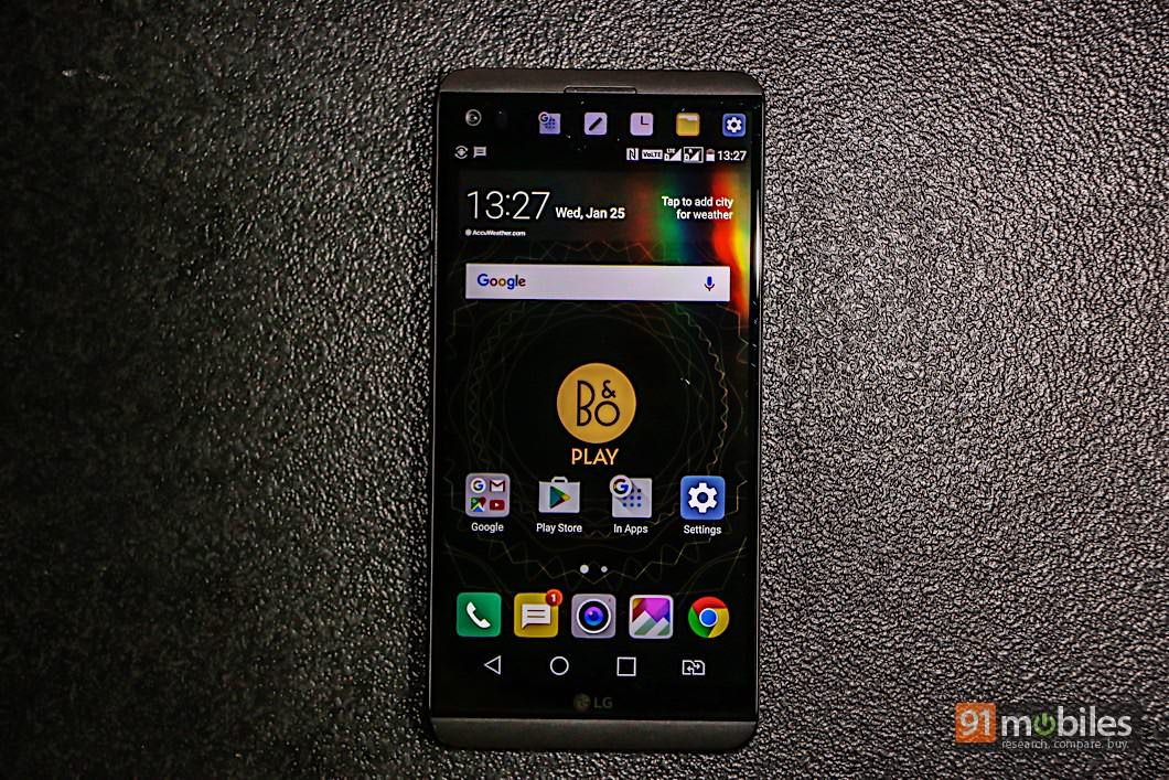 Lg V20 Review A Flagship Smartphone For The Professionals
