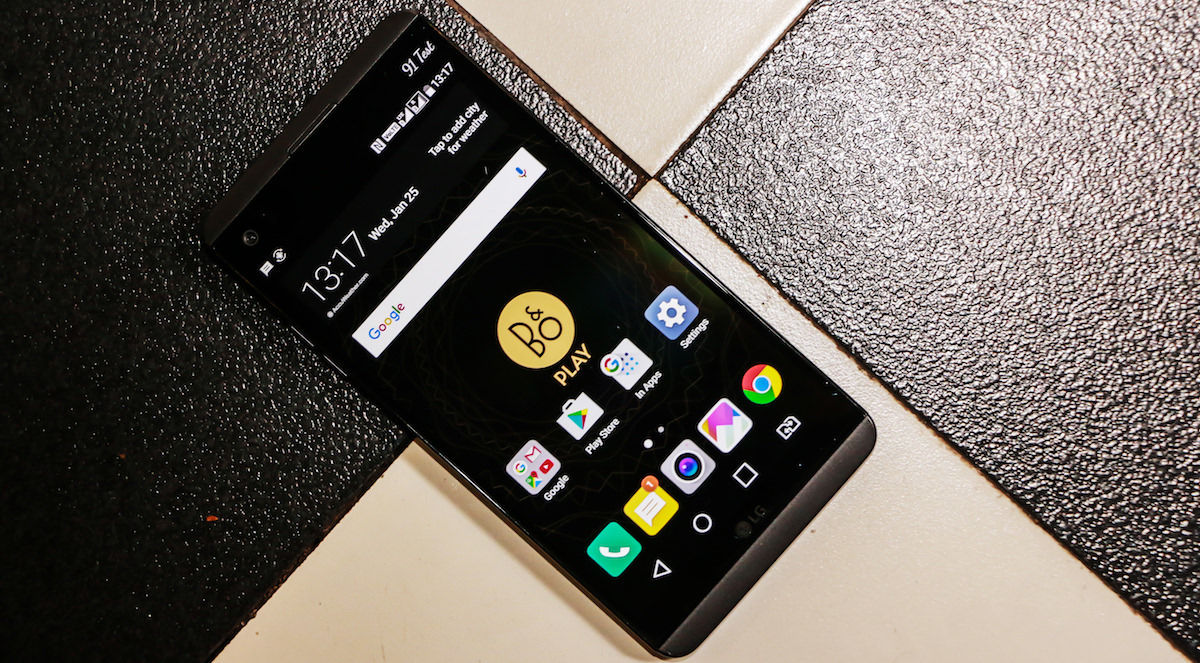 LG V20 review: a flagship smartphone for the professionals