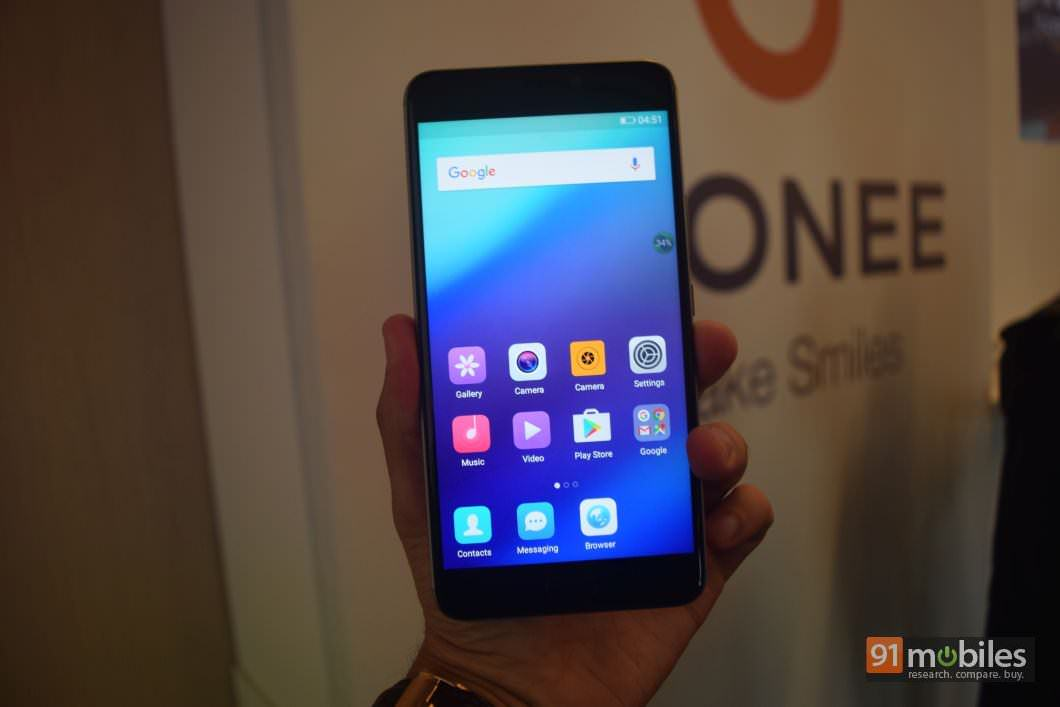 Gionee A1 and A1 Plus first impressions - 91mobiles 03