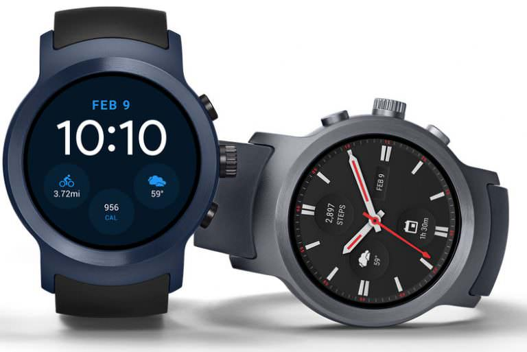 LG introduces Watch Sport and Watch Style smartwatches ...