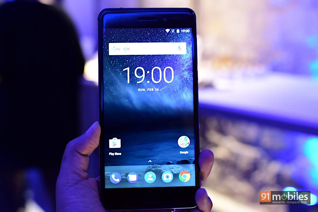 Nokia 9 flagship to allegedly an offer Iris scanner, 5 5-inch QHD