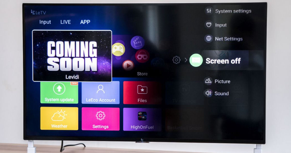 Ongekend LeEco Super4 X40 review: A good TV let down by a few empty CO-55