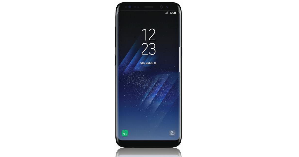 Samsung Galaxy S8 render Evan