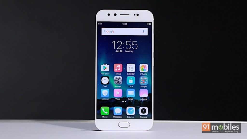 Price drop]: Vivo V5 Plus gets a price cut of Rs 3,000, now