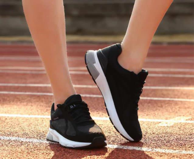 xiaomi launches smart running shoes powered by intel