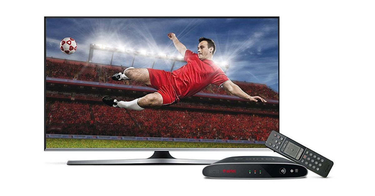 Airtel Internet TV set-top box with Android TV launched for