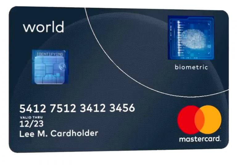 Mastercard Biometric