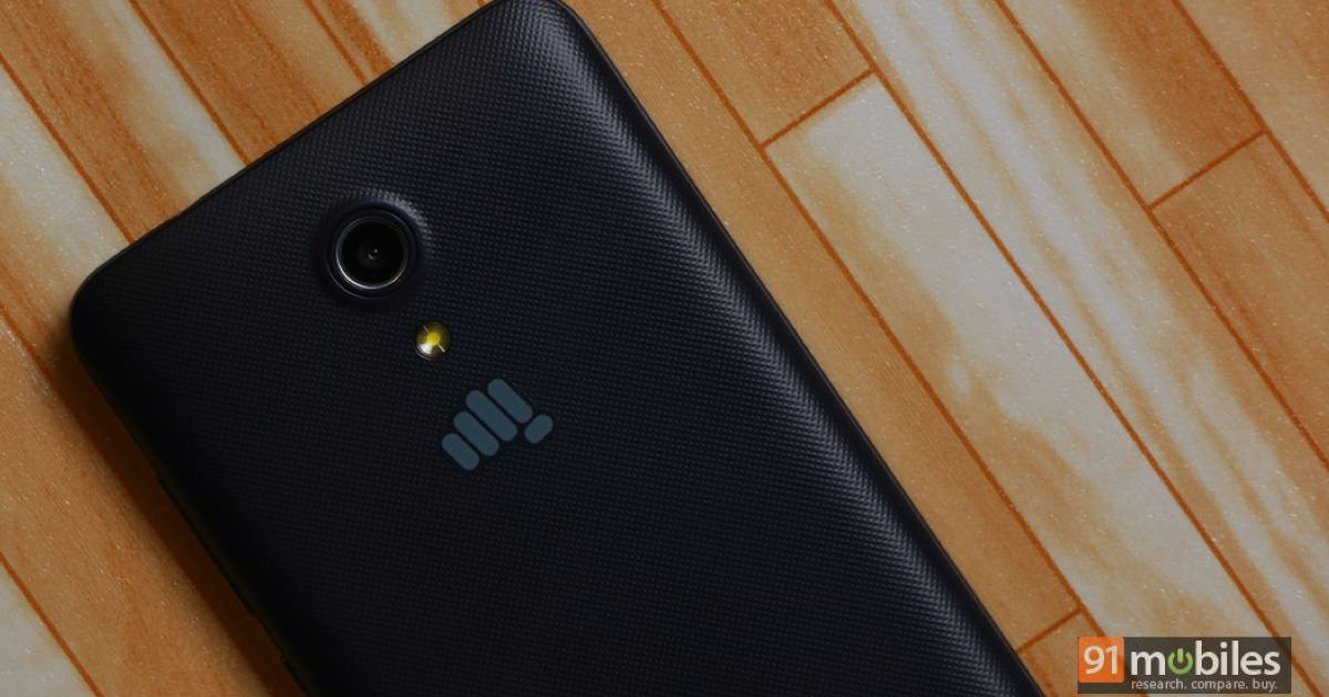 e0df65e37 Micromax launches Bharat 2 Ultra in partnership with Vodafone for an  effective price of Rs 999
