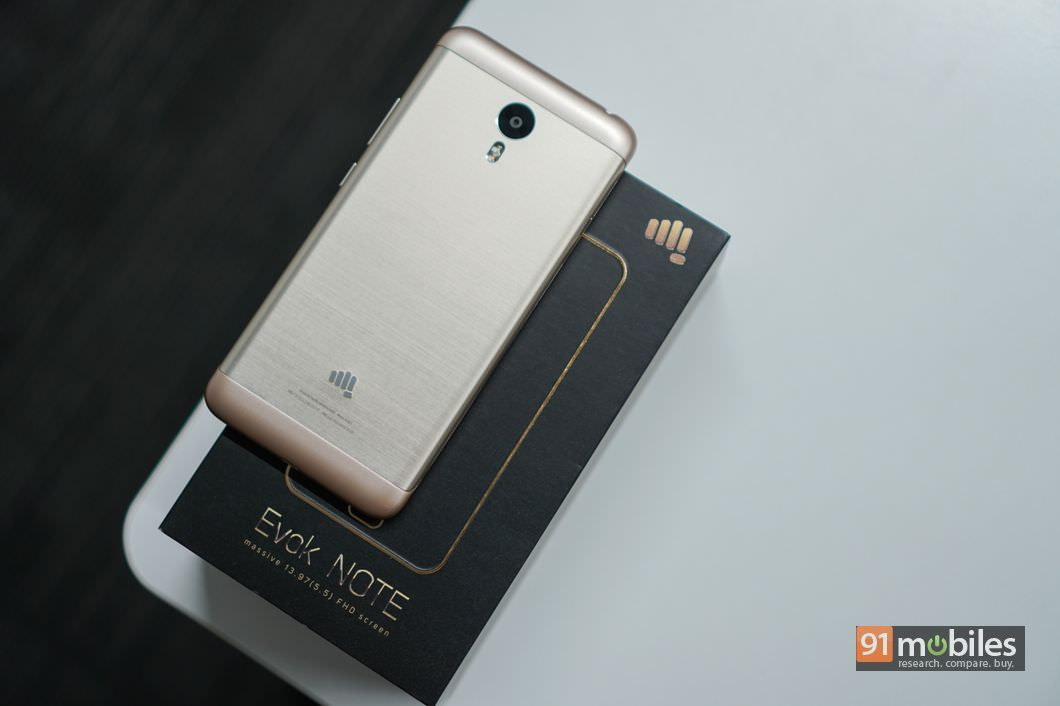 Micromax Evok Note First Impressions 15