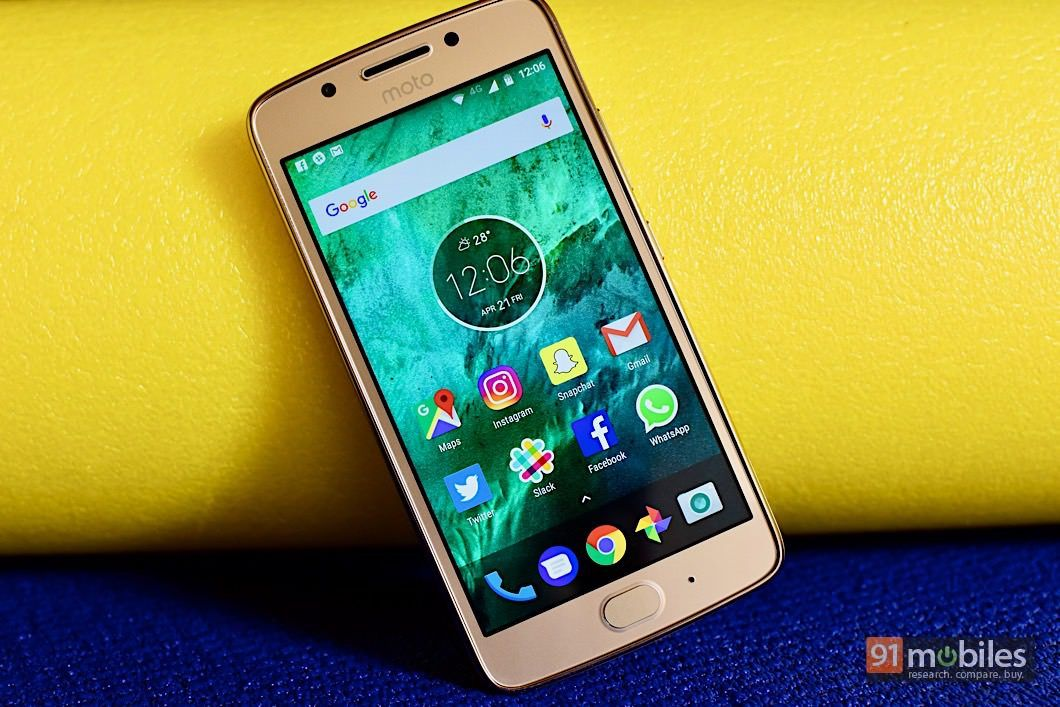 Moto G5 Review A Little Budget Phone That Packs A Big
