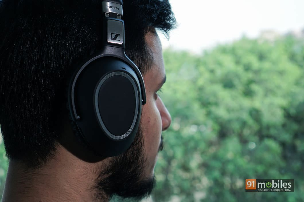 Sennheiser PXC 550 review 01