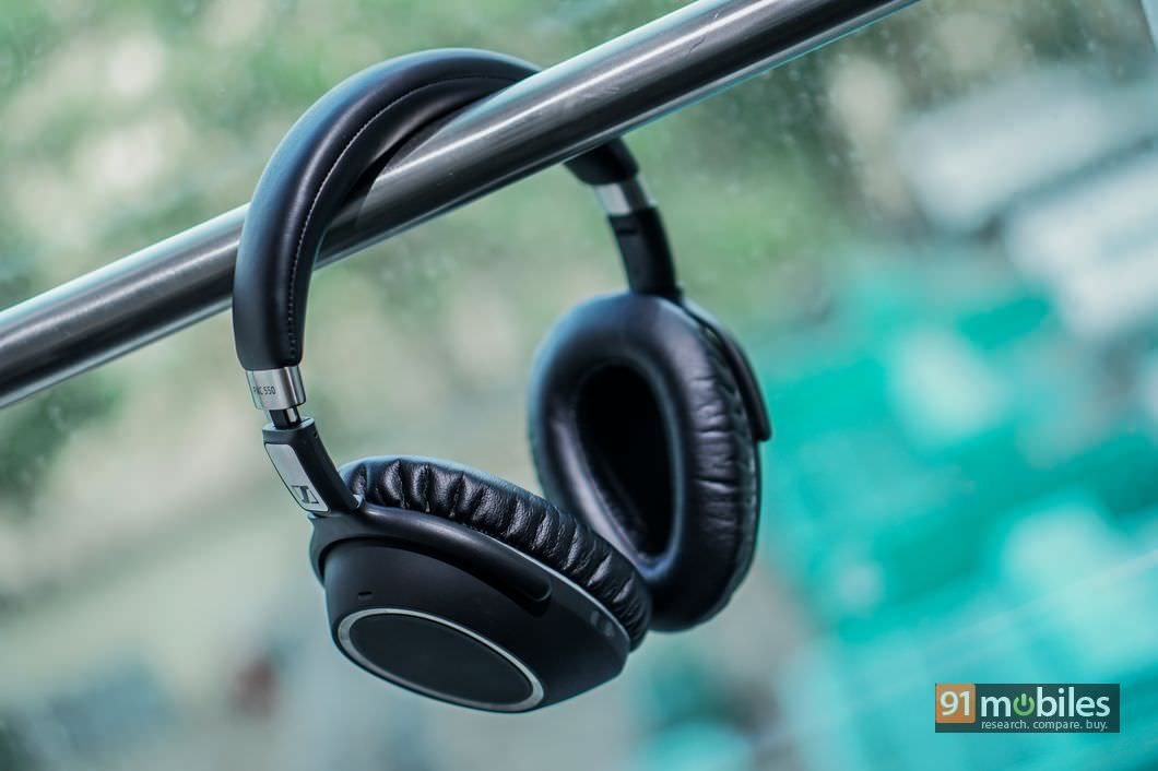 Sennheiser PXC 550 review 14