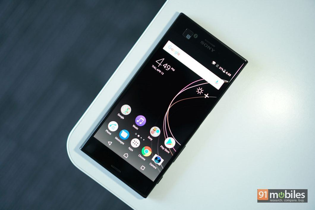 Sony Xperia XZs review - 91mobiles 01