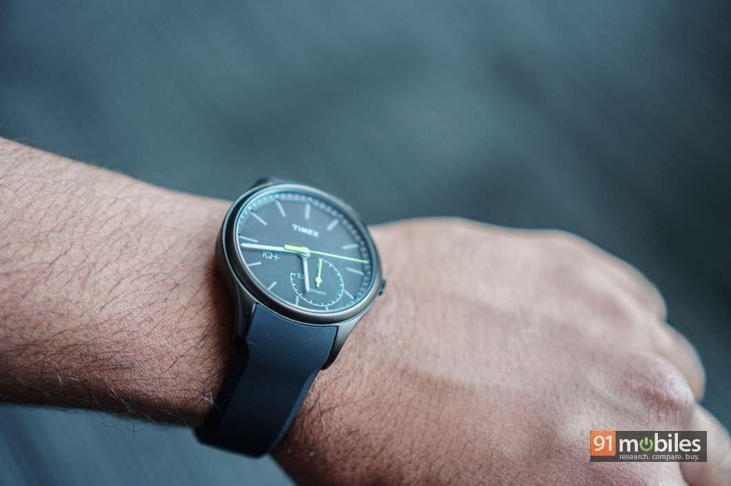 Timex IQ+ in pics 04