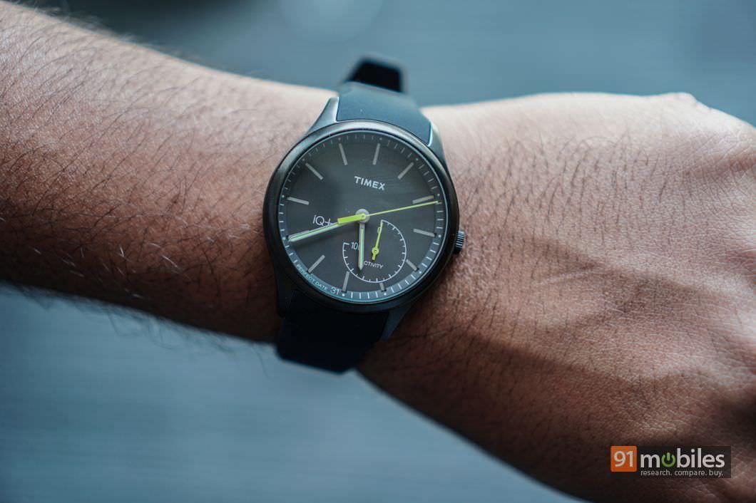 Timex IQ+ in pics 08