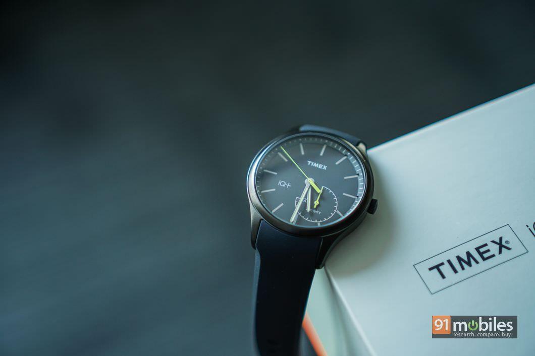 Timex IQ+ in pics 18