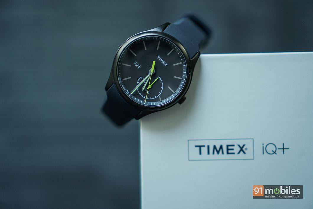 Timex IQ+ in pics 19