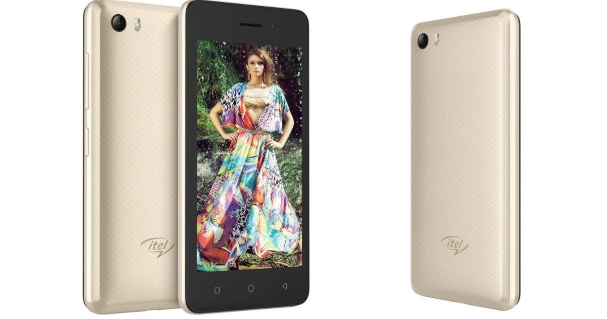 new styles 4e913 9a0e4 itel Wish A21 with 4.5-inch display and VoLTE launched for Rs 5,390 ...