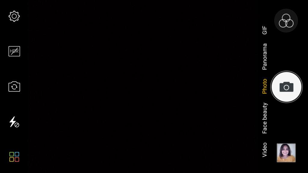 Gionee A1_camera on