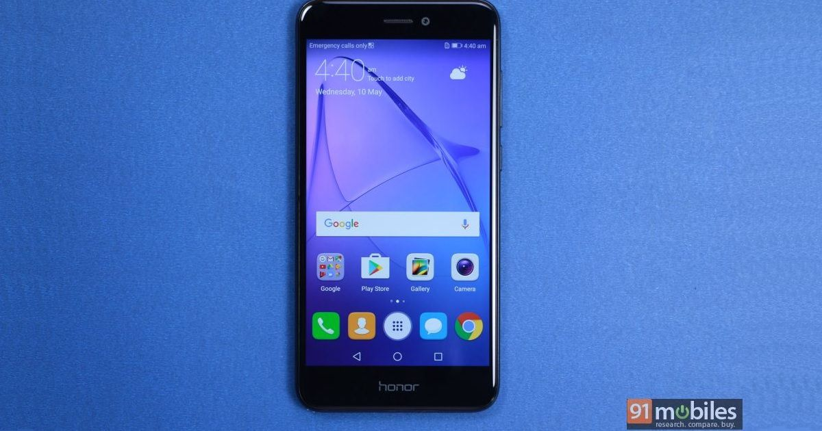 Honor 8 Lite sports a 5 2-inch 1080p display, 4GB RAM and