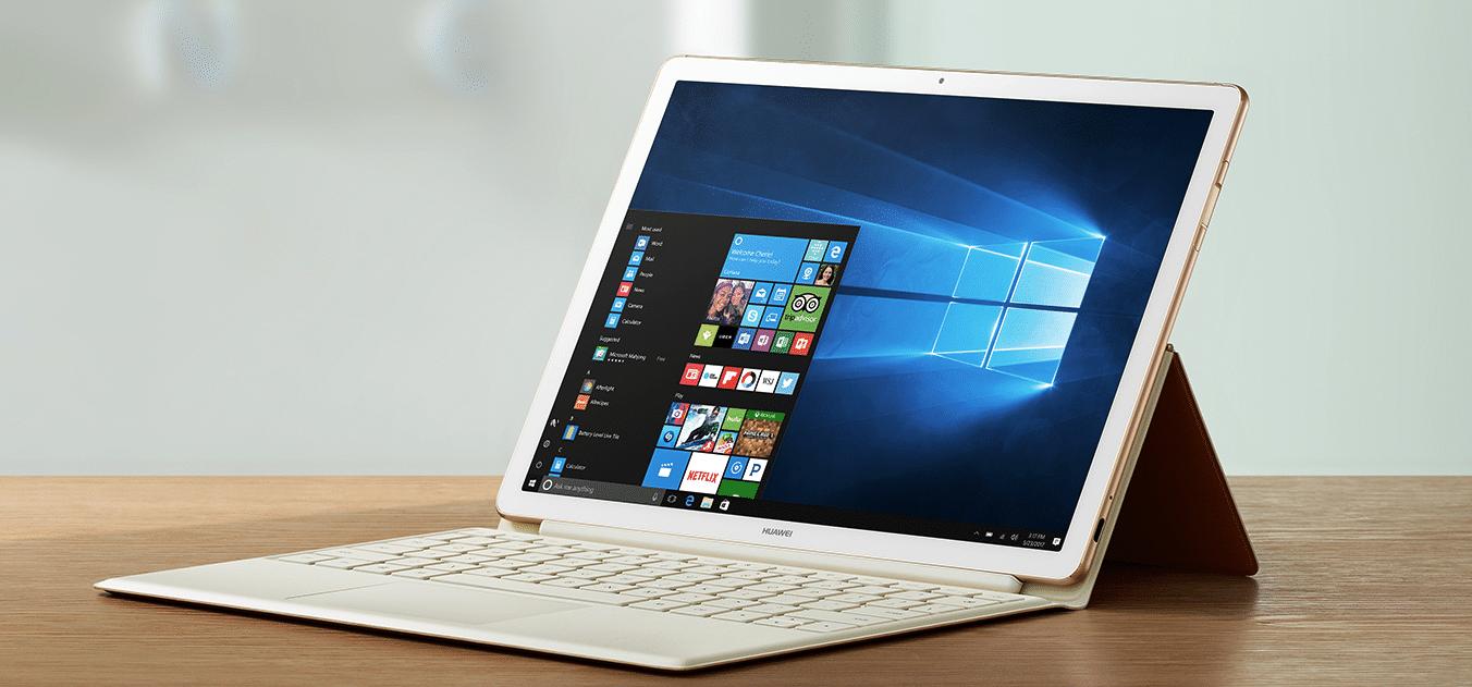 Huawei introduces MateBook X, MateBook E and MateBook D Windows 10