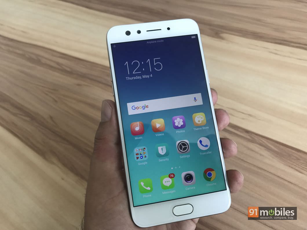 OPPO F3 First Impressions 04