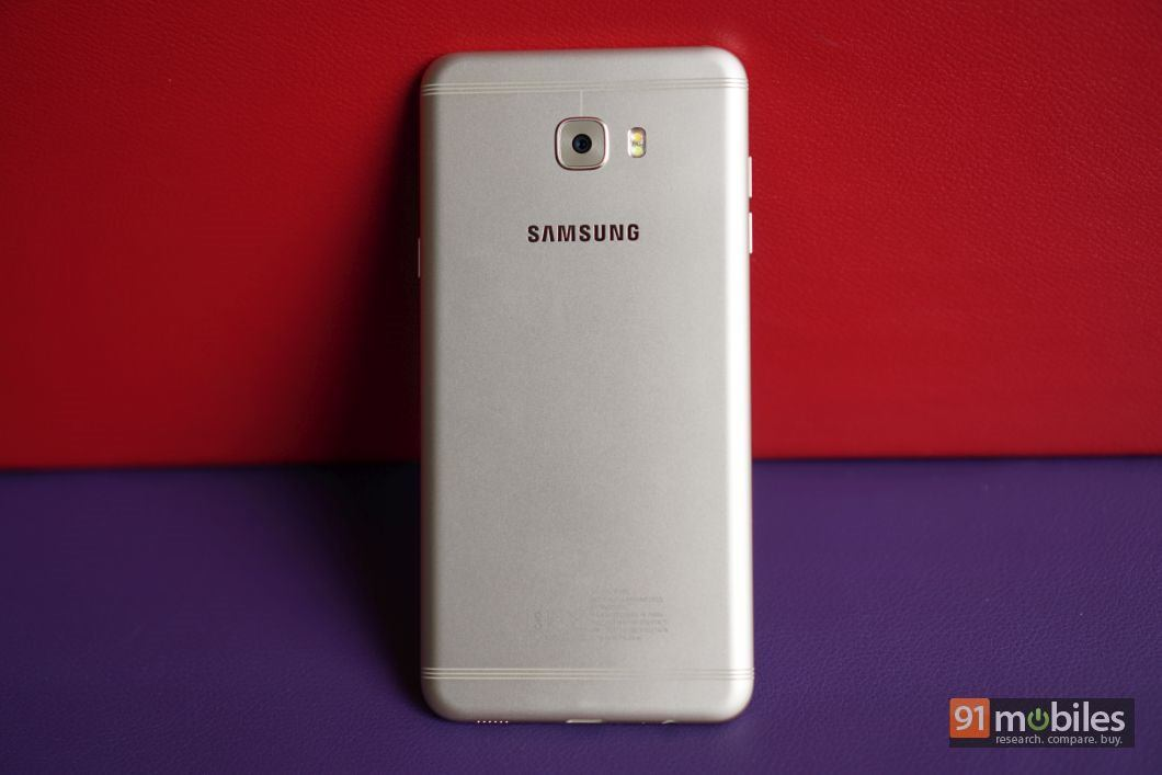 Samsung Galaxy C7 Pro review 91mobiles 11