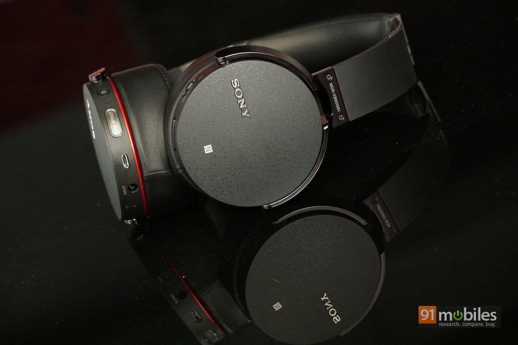 Sony MDR-XB950B1 Review 10