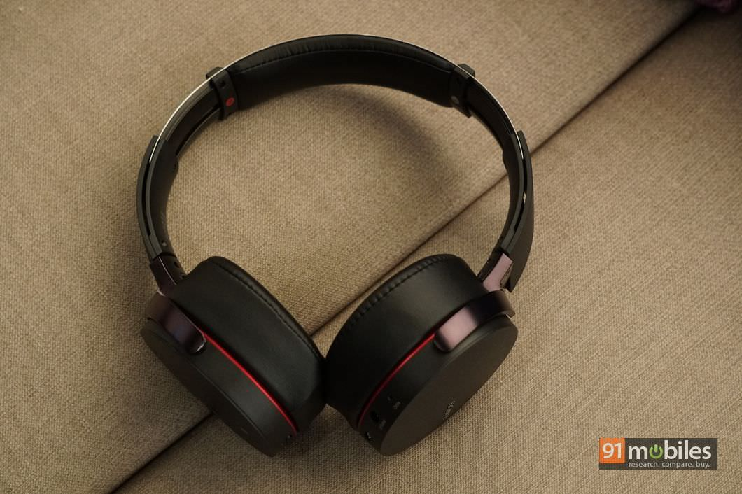 Sony MDR-XB950B1 Review 11
