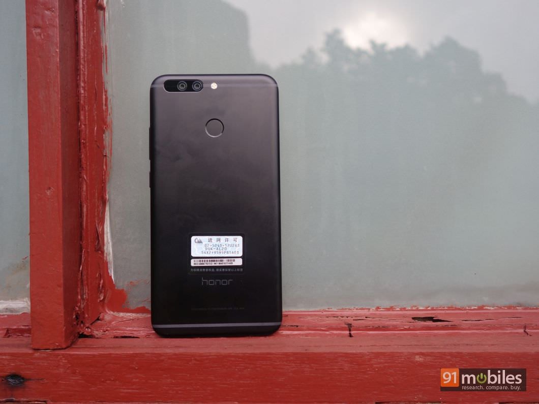 The Honor 8 Pro Comes With 128GB Of Storage Which Can Be Further Expanded Up To 256GB By Inserting A MicroSD Card Other Features Include Fingerprint