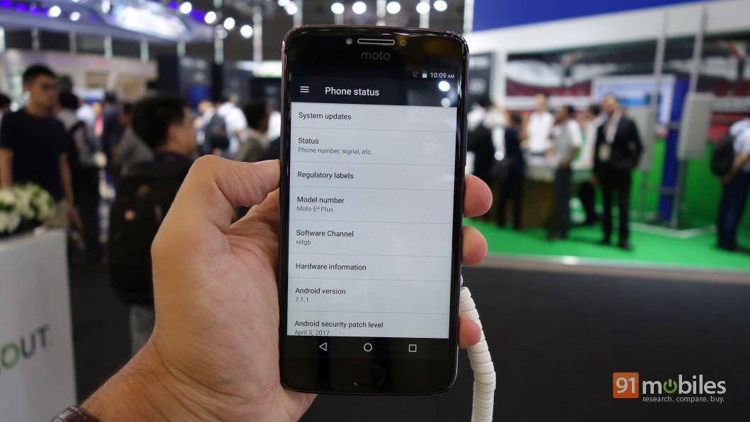 Moto E4 Plus first impressions 91mobiles 10