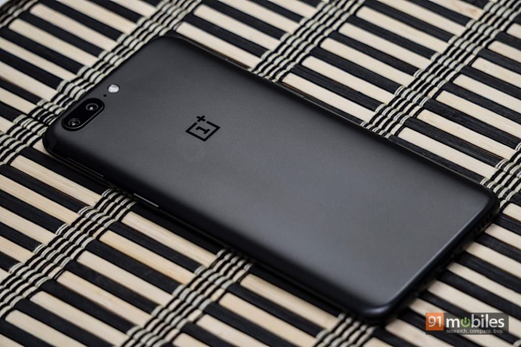 OnePlus 5 8GB RAM model back in stock until July 21st in
