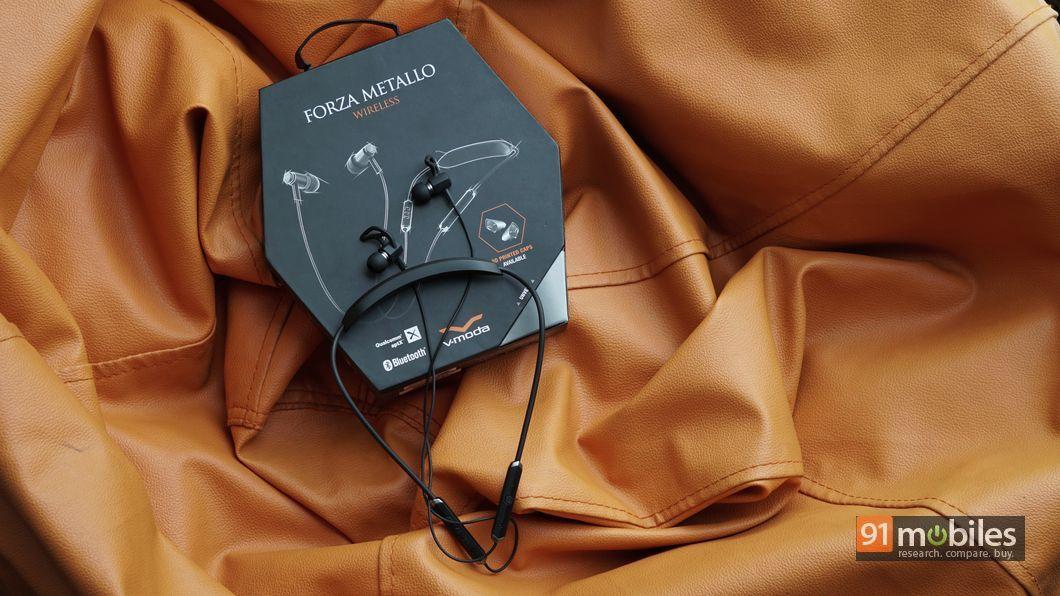 V-MODA Forza Metallo Wireless review 02