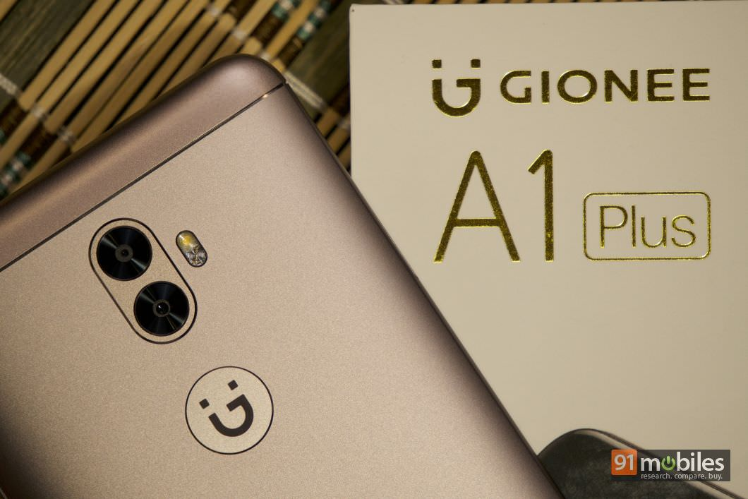 Gionee A1 Plus Unboxing 005