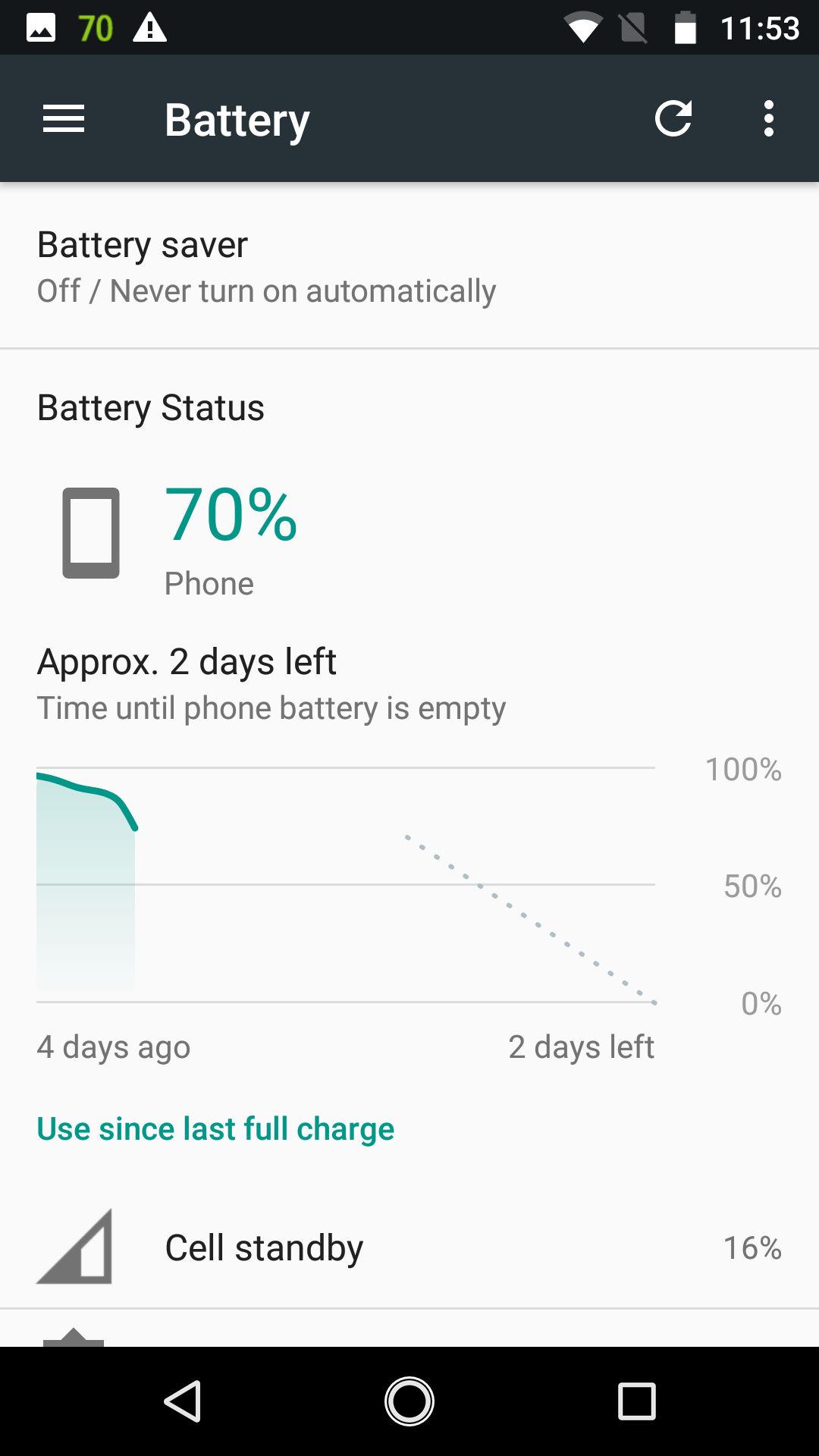 Moto Z2 Play Battery 1