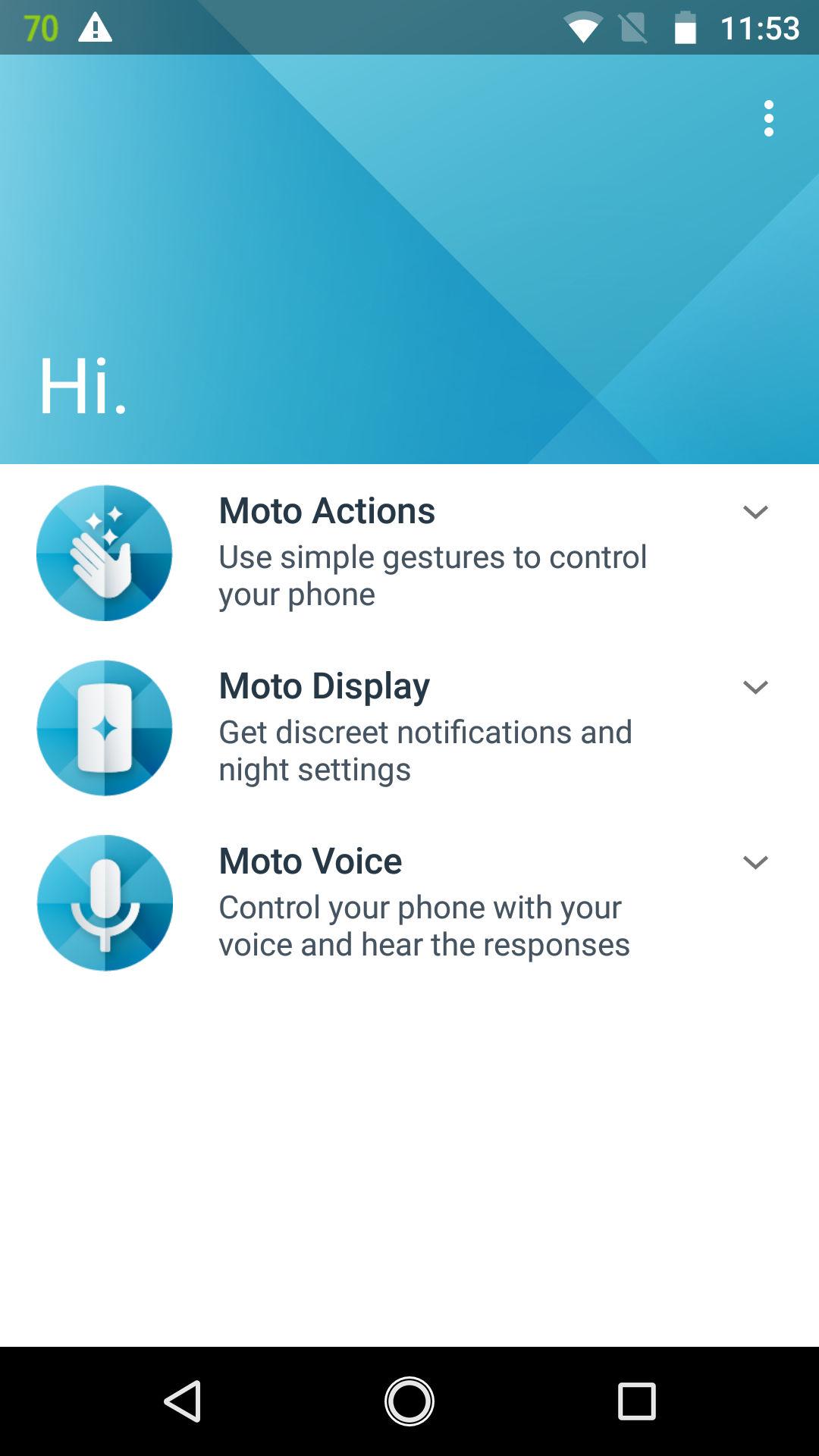 Moto Z2 Play software 3