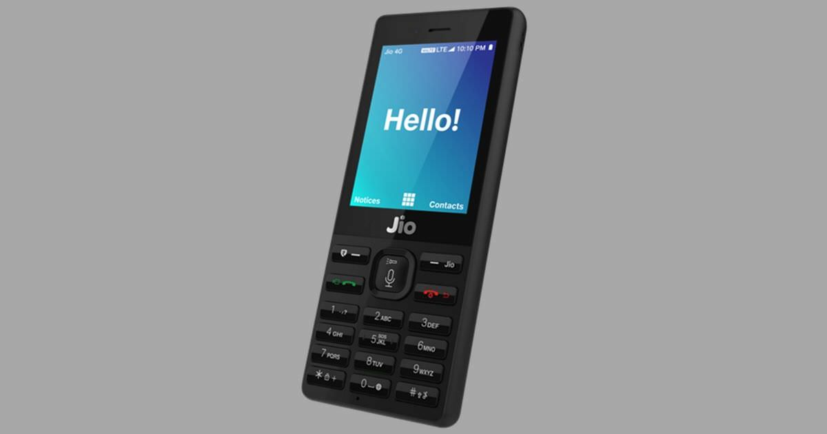 "e845984dc ShareTweet. ""The JioPhone Festive Gift Card comes under the JioPhone  Monsoon Hungama offer ..."