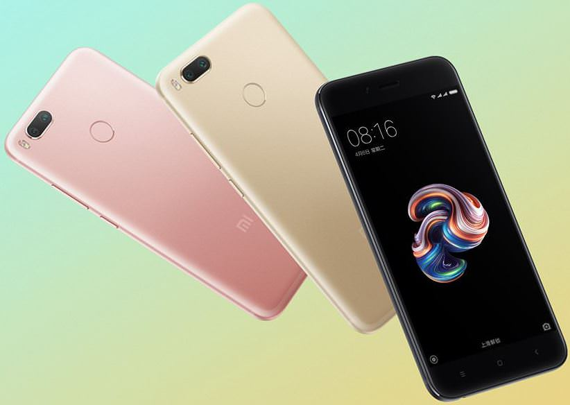 Xiaomi Mi 5X official 3