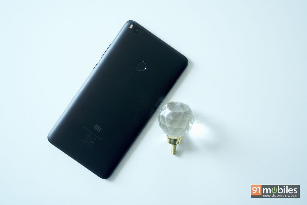 Xiaomi Mi Max 2 with 6 44-inch FHD display and 5,300mAh