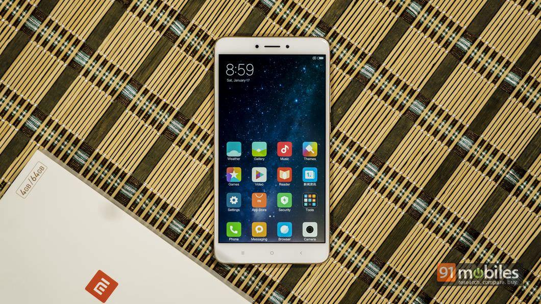 Xiaomi Mi Max 2 first impressions 20