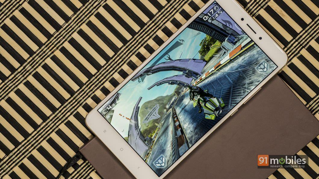 Xiaomi Mi Max 2 review 11
