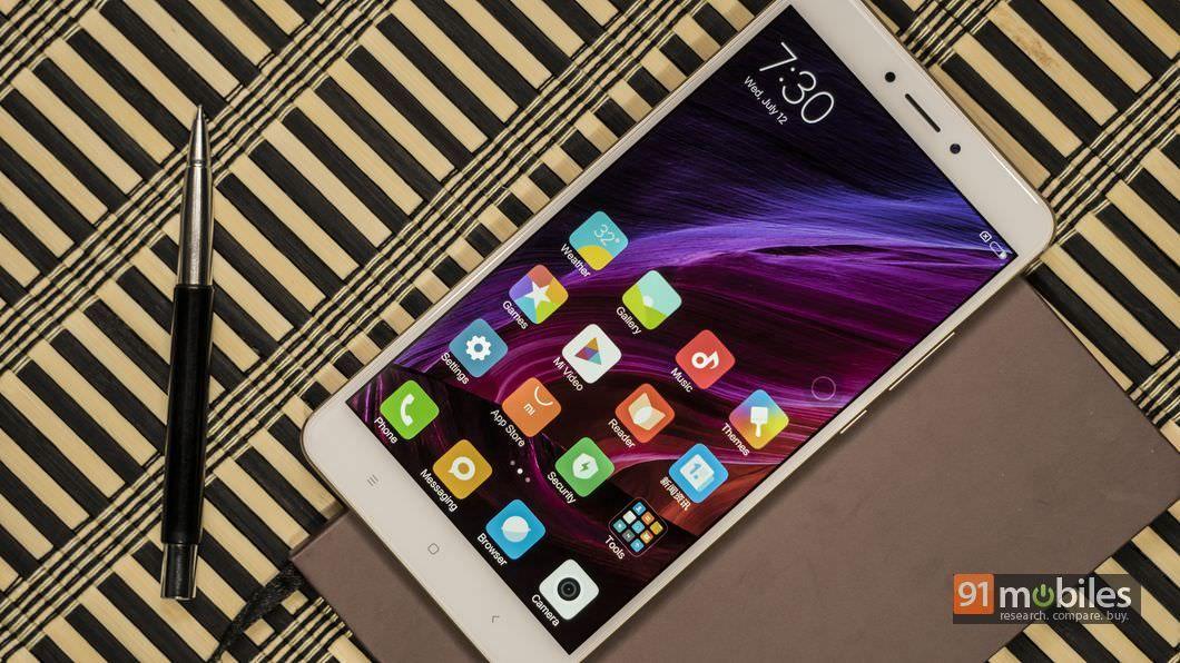 Xiaomi Mi Max 2 review 12
