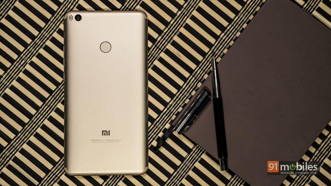 Xiaomi Mi Max 2 review 33