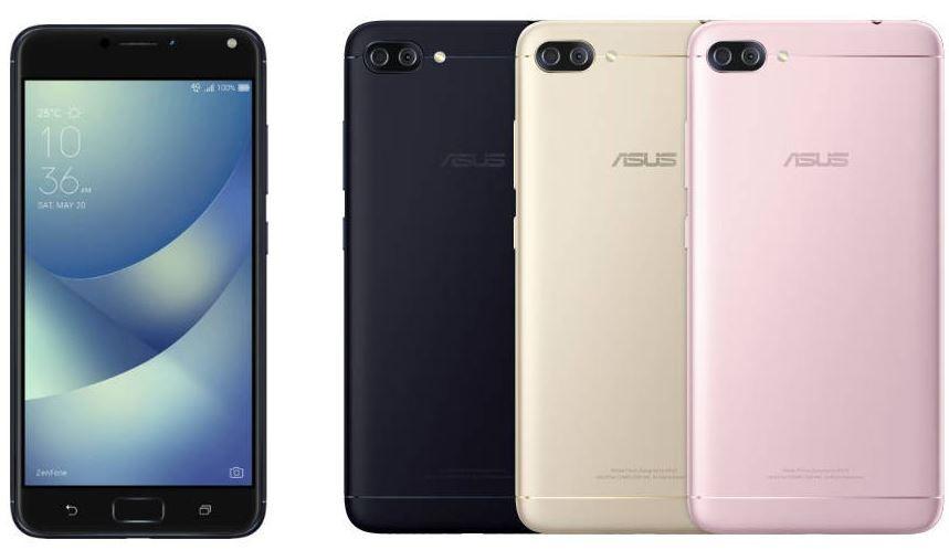 ASUS ZenFone 4 Max official