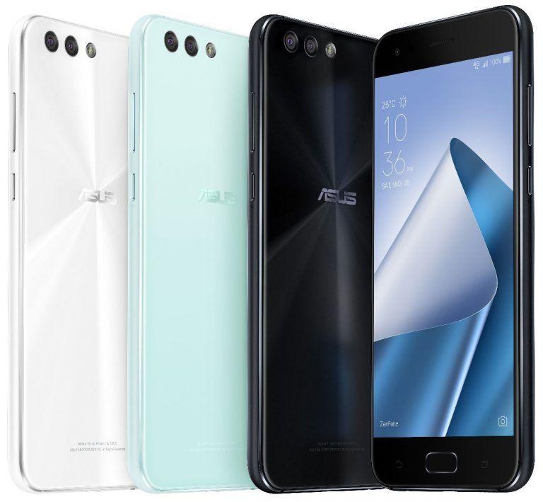 ASUS ZenFone 4 official