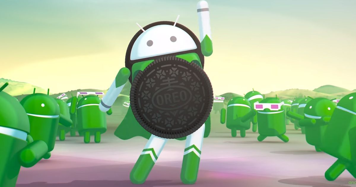 Android Oreo official FB