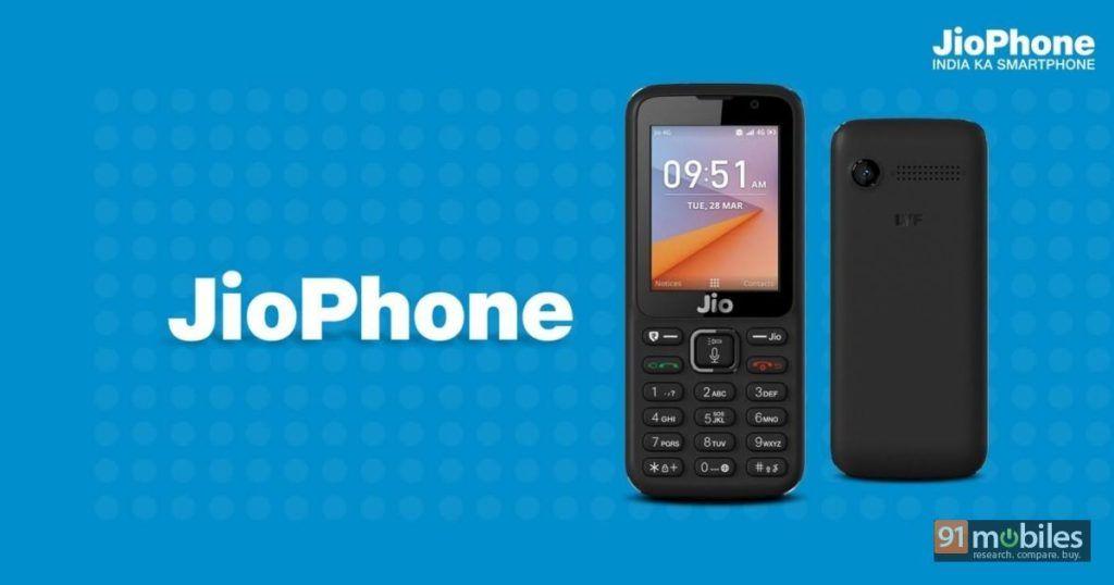 JioPhone leak FB new